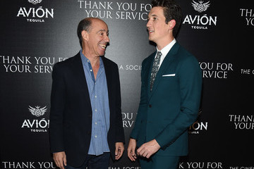 Jon Kilik The Cinema Society Host a Screening of DreamWorks and Universal Pictures' 'Thank You for Your Service'