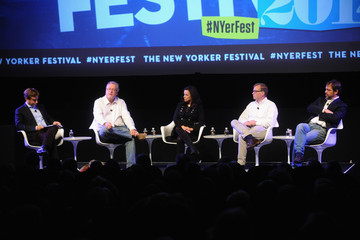 Jon Lee Anderson The Political Scene at the New Yorker Festival