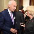 Jon Snow The Duchess Of Cornwall Hosts A Reception For 'WOW - Women Of The World Festival'