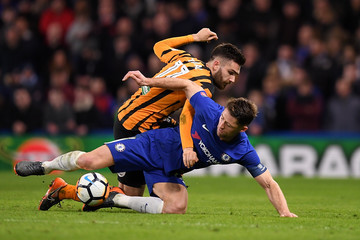 Jon Toral Chelsea v Hull City - The Emirates FA Cup Fifth Round