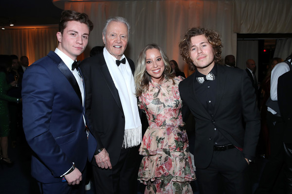 The 2020 InStyle And Warner Bros. 77th Annual Golden Globe Awards Post-Party - Inside