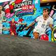 Jonas Never POWERADE Celebrates The US Women's National Team's World Cup Victory
