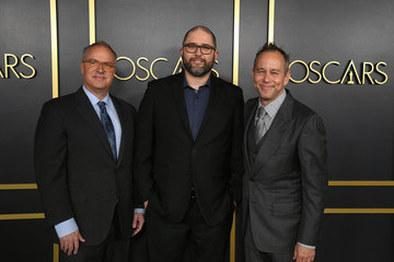 Jonas Rivera Josh Cooley 92nd Oscars Nominees Luncheon - Arrivals