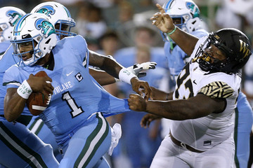 Jonathan Banks Wake Forest vs. Tulane