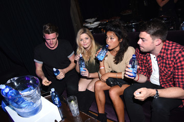 Jonathan Bennett AQUAhydrate Hosts a Private Event at Hyde Staples Center for a Drake and Future Concert