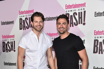 Jonathan Bennett Entertainment Weekly Hosts Its Annual Comic-Con Party At FLOAT At The Hard Rock Hotel In San Diego In Celebration Of Comic-Con 2018 - Arrivals
