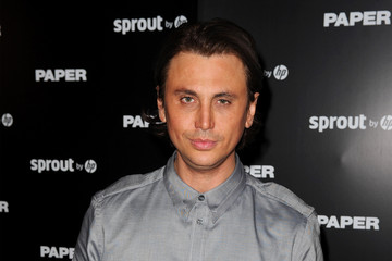 Jonathan Cheban Arrivals at the Break the Internet Issue Release