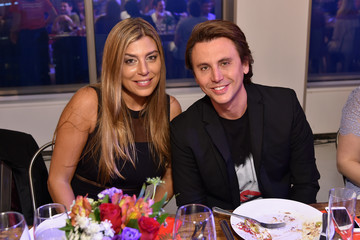 Jonathan Cheban The (RED) Supper - Hosted by Mario Batali with Anthony Bourdain - Inside