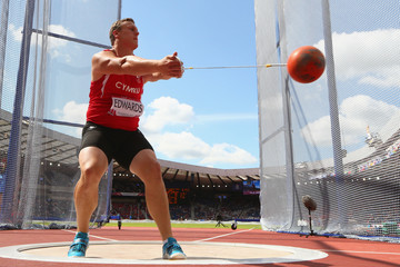 Jonathan Edwards 20th Commonwealth Games: Athletics