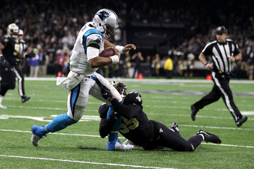Jonathan Freeny Wild Card Round - Carolina Panthers v New Orleans Saints