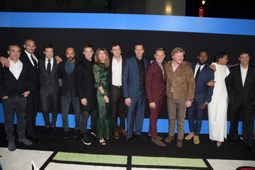 Jonathan Goldstein Premiere of New Line Cinema and Warner Bros. Pictures' 'Game Night' - Red Carpet