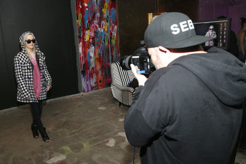 Jonathan Mannion Saks And Good Luck Dry Cleaners Honor Phife Dawg At Closing Party For Underground Art-Themed Speakeasy, GLDC@Saks