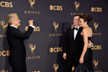Jonathan Nolan 69th Annual Primetime Emmy Awards - Arrivals