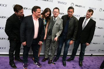 Jonathan Nolan The Paley Center For Media Hosts an Evening With 'Person Of Interest'