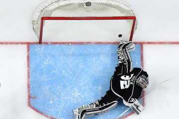Jonathan Quick Vegas Golden Knights vs. Los Angeles Kings - Game Four