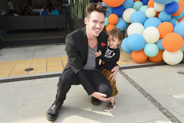 Jonathan Rhys Meyers The Elizabeth Glaser Pediatric AIDS Foundation's Annual 'A Time For Heroes' Family Festival At Smashbox Studios