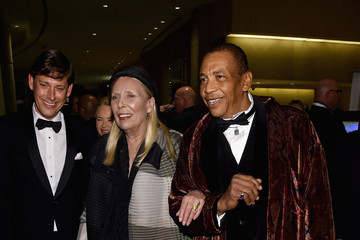 Joni Mitchell Pre-GRAMMY Gala And Salute To Industry Icons Honoring Martin Bandier - Red Carpet