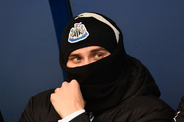 Jonjo Shelvey Oxford United v Newcastle United - The Emirates FA Cup Fourth Round