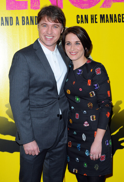 jonny owen vicky mcclure dating after divorce