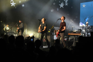 Jonny Buckland Coldplay Performs at Royce Hall