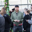 Jonny Buckland Intimate Coldplay Performance At Justice Reform Activation