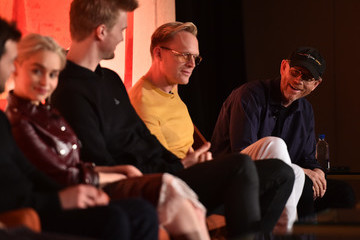 Joonas Suotamo STARS Stars And Filmmakers Hold L.A. Press Conference For 'SOLO: A Star Wars Story'