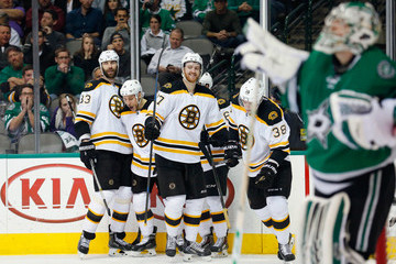 Jordan Caron Boston Bruins v Dallas Stars