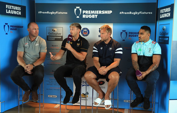 Gallagher Premiership Rugby Fixture Launch