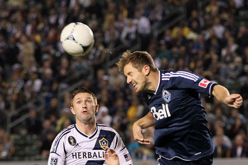 Jordan Harvey Vancouver Whitecaps v Los Angeles Galaxy - Knockout Round