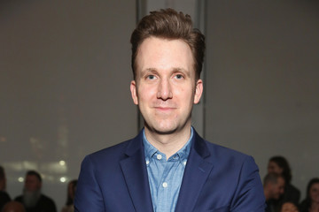 Jordan Klepper Todd Snyder Fashion Show Featuring the New TIMEX X Todd Snyder MS1 Maritime Sport Watch