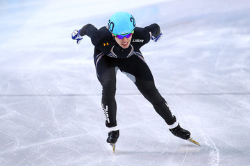 Jordan Malone Winter Olympics: Short Track Speed Skating
