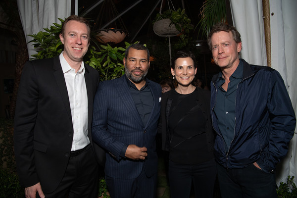 CBS All Access New Series 'The Twilight Zone' Premiere - After Party