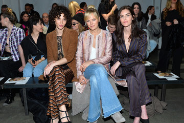 Jordan Rand Carlisle Fall/Winter 2018 Runway Show - Front Row