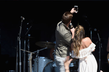 Jordan Rodgers Daytime Village at the 2017 iHeartCountry Festival, a Music Experience by AT&T - Show