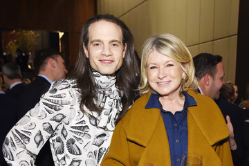 Jordan Roth The Hollywood Reporter's 9th Annual Most Powerful People In Media - Inside