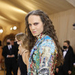 Jordan Roth The 2021 Met Gala Celebrating In America: A Lexicon Of Fashion - Arrivals