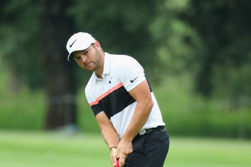 Jordan Smith Joburg Open - Day Two