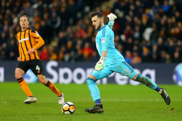 Jordan Smith Hull City v Nottingham Forest - The Emirates FA Cup Fourth Round