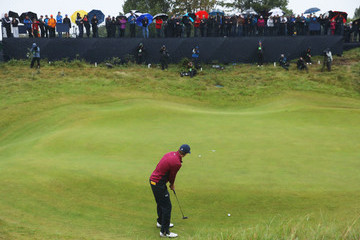 Jordan Spieth 146th Open Championship - Day Two