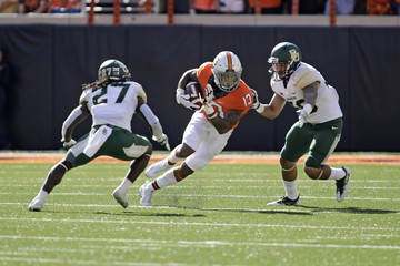 Jordan Williams Baylor v Oklahoma State