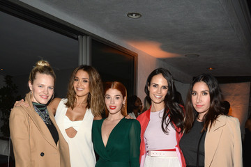 Jordana Brewster Jessica Alba, Humberto Leon And InStyle Celebrate Honest Beauty and The Launch Of The #letsbehonest Campaign