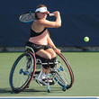 Jordanne Whiley 2021 US Open - Day 12