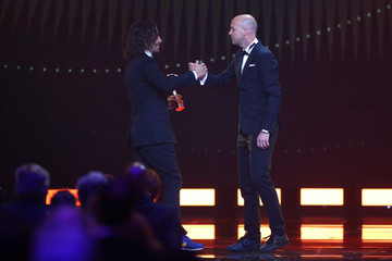 Jordi Cruyff Show -  2016 Laureus World Sports Awards - Berlin