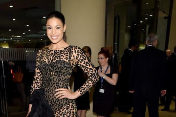 Jordin Sparks Pre-GRAMMY Gala And Salute To Industry Icons Honoring Martin Bandier - Red Carpet