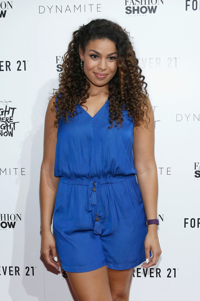 Jordin Sparks 'Right Here Right Now' Concert at Fashion Show Las Vegas