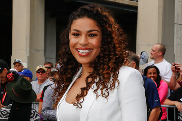 Jordin Sparks Celebrities Attend Race - 2015 Indy 500