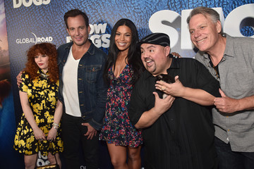 Jordin Sparks Premiere Of Global Road Entertainment's 'Show Dogs' - Red Carpet