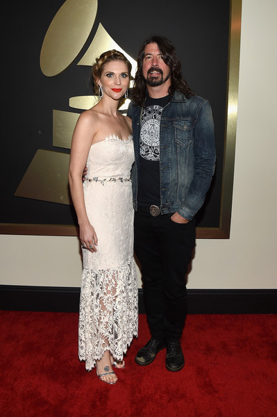 Dave Grohl And Jordyn Blum Pictures to pin on Pinterest