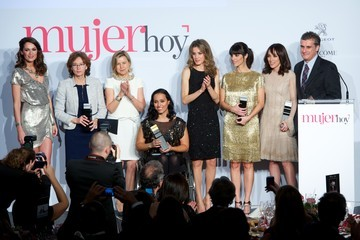 Jorge Duenas de Galarza Princess Letizia of Spain Attends 'Mujer Hoy' Awards 2012