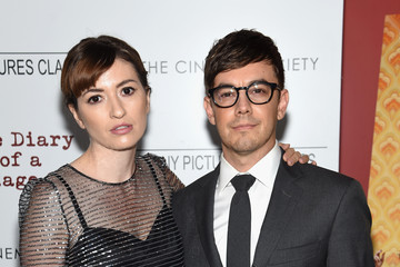 Jorma Taccone Sony Pictures Classics with the Cinema Society Host a Screening of 'The Diary of a Teenage Girl'